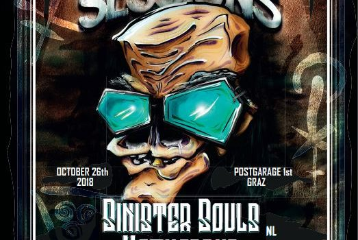 Therapy Sessions Austria feat. Sinister Souls & Katharsys
